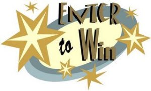 Enter Contest Giveaway Gold Stars