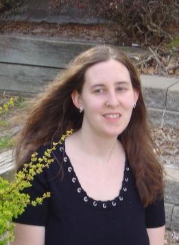 Christine Amsden author